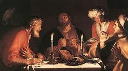 Poznali Go przy łamaniu chleba - miniaturka