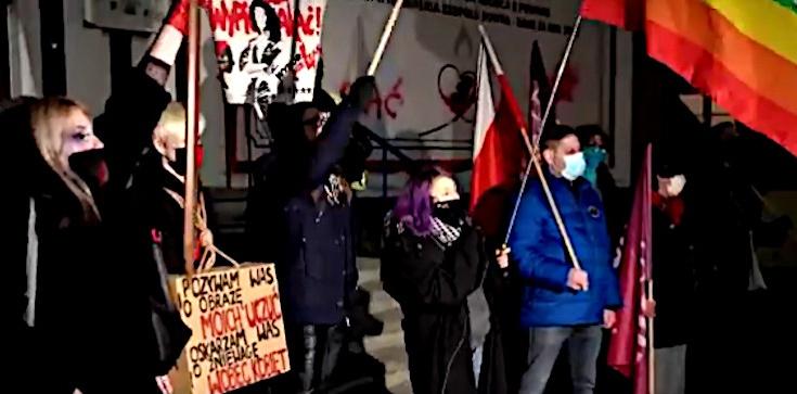 Co za dzicz! Liderka ,,Strajku Kobiet'' w Szczecinie o Godek: Ty szmato, wypier***j k***o! - zdjęcie