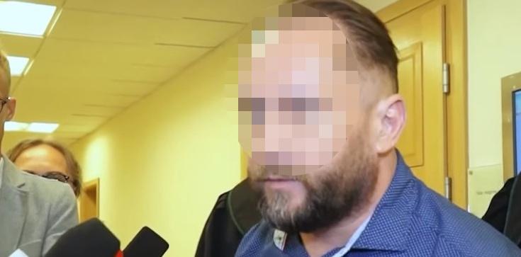Były dziennikarz Kamil D. z pierwszym aktem oskarżenia - zdjęcie