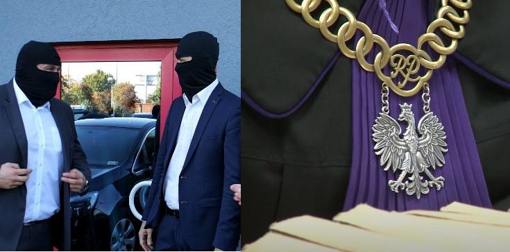 Kasta basta! Miał przyjąć 100 tys. zł łapówki za korzystny wyrok. Były sędzia w rękach CBA - zdjęcie