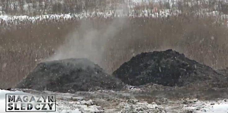 Śmierdzący biznes pod przykrywką ekologicznej działalności? Magazyn Śledczy Anity Gargas - zdjęcie