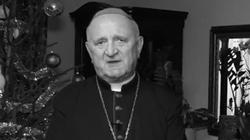 Bp Stanisław Stefanek nie żyje - miniaturka