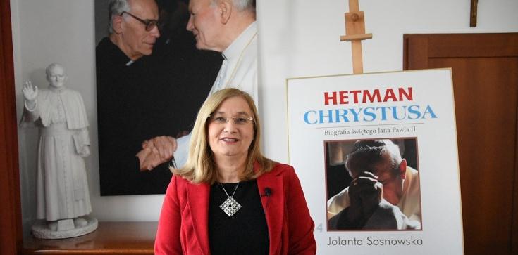 """Biografia św. Jana Pawła II pt. """"Hetman Chrystusa"""" wybrana KsiążkąRoku! - zdjęcie"""