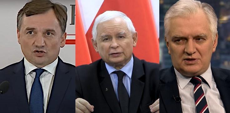 Sondaż: Osobny start partii Zjednoczonej Prawicy. Kto wchodzi do Sejmu? - zdjęcie