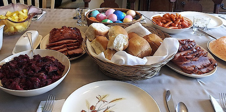 Wielkanoc - pokarmy błogosławimy w domu!!! TEKST - zdjęcie