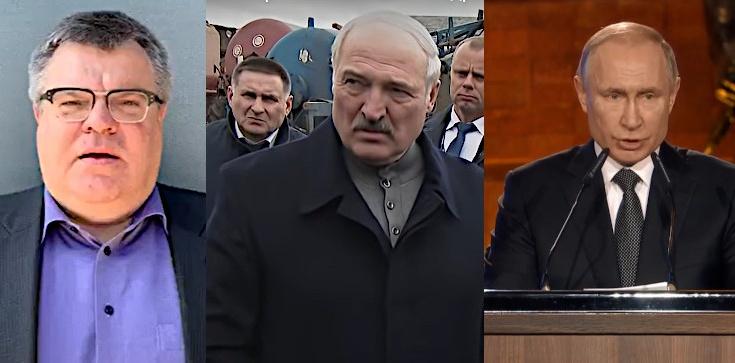 ,,Zielone ludziki'' i człowiek Putina już knują przeciw Łukaszence - zdjęcie
