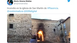 Kolejny kościół stanął w płomieniach! - miniaturka
