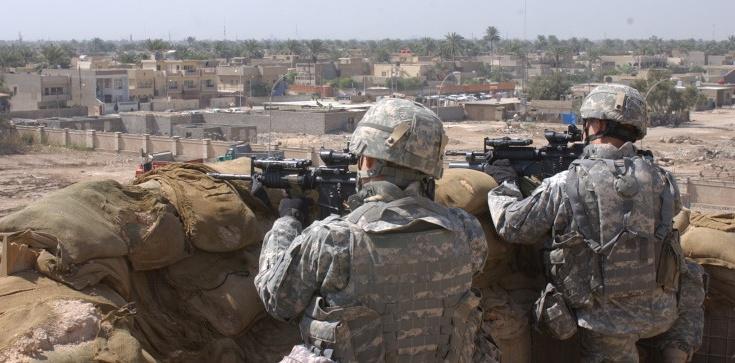 Iran zaatakował bazy USA w Iraku. ,,Nie ma strat w ludziach'' - zdjęcie