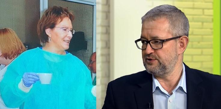 Ziemkiewicz: o Kopacz: Niezbyt lotna, prowincjonalna lekarka, którą Tusk straszliwie skrzywdził - zdjęcie