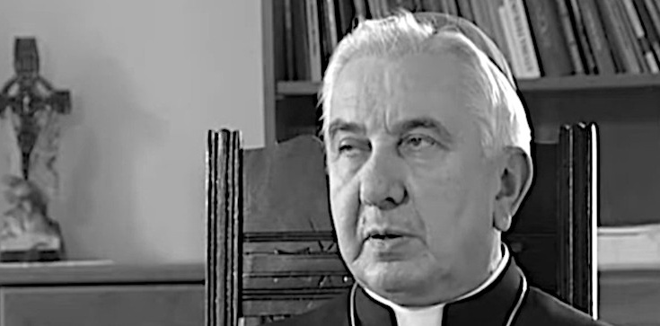 Nie żyje abp senior Wojciech Ziemba. Kondolencje abp Gądeckiego - zdjęcie