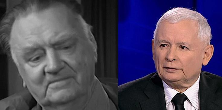 Jarosław Kaczyński: To był bardzo ważny rząd. Jan Olszewski wyznaczył pewną drogę - zdjęcie