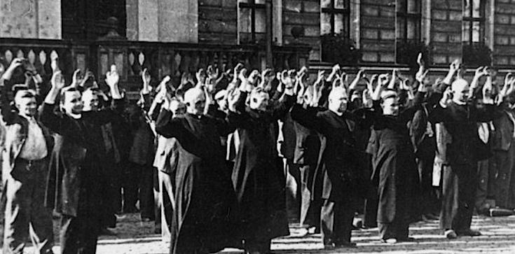 Jan Bodakowski: Oto, jak wyglądała nienawiść nazistów wobec Kościoła katolickiego - zdjęcie