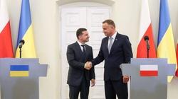 Marek Budzisz: Zełenski w Warszawie. Przełom. Nadzieje Ukrainy - miniaturka