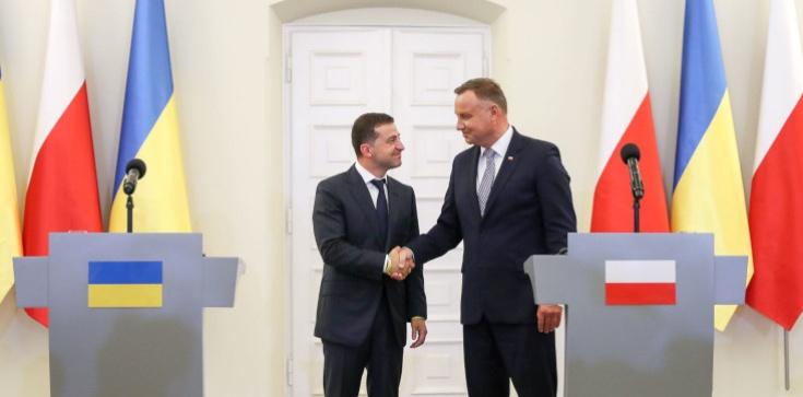 Marek Budzisz: Zełenski w Warszawie. Przełom. Nadzieje Ukrainy - zdjęcie