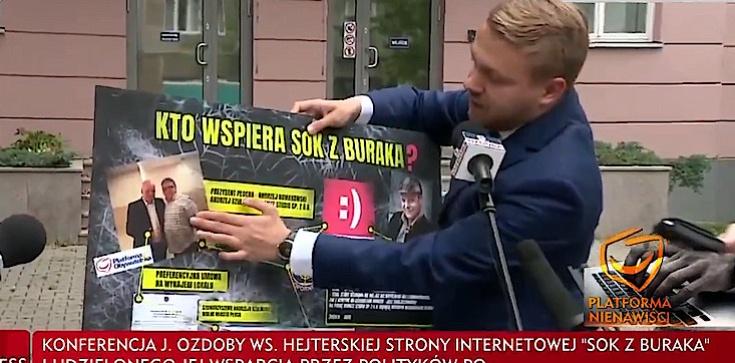 ,,SokzBuraka'' - jest zawiadomienie do prokuratury. Chodzi także o Płock - zdjęcie