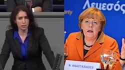 Europosłanka AfD ostro do Merkel: Zamieniła Pani Berlin w Bagdad! - miniaturka