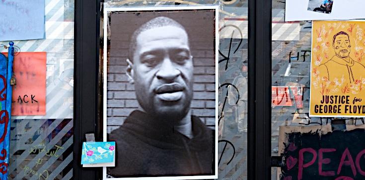 USA: Były policjant uznany winnym zabicia George'a Floyda - zdjęcie