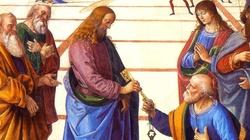 ,,Na tej opoce zbuduję Kościół mój, a bramy piekielne go nie przemogą'' - miniaturka