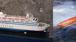 Zderzenie promu z rosyjska łodzią podwodna prawdopodobną przyczyną zatoniecia ,,Estonii''? - miniaturka