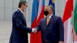 Rozpoczął się szczyt Grupy Wyszehradzkiej. Premier Morawiecki przywitał gości - miniaturka