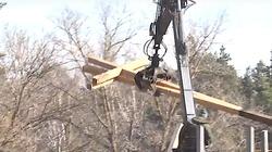 Białoruś: Koparki wyrywają krzyże ofiar NKWD! Może tu spoczywać prawie 3900 Polaków - miniaturka