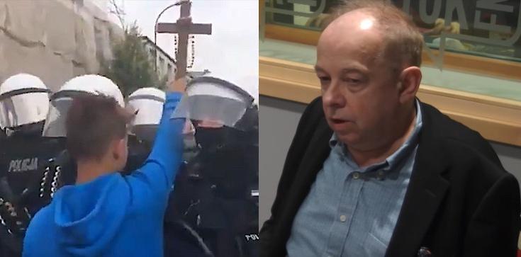 Odważny 15-latek uciera nosa prof. Sadurskiemu - zdjęcie