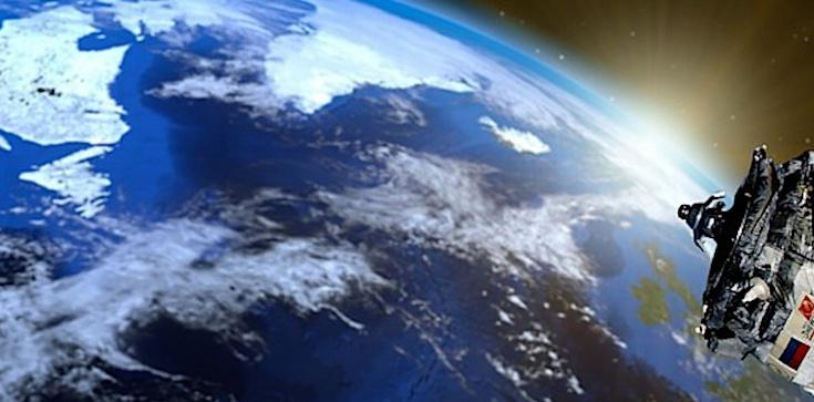 Rosja straciła ważnego satelitę wojskowego - zdjęcie