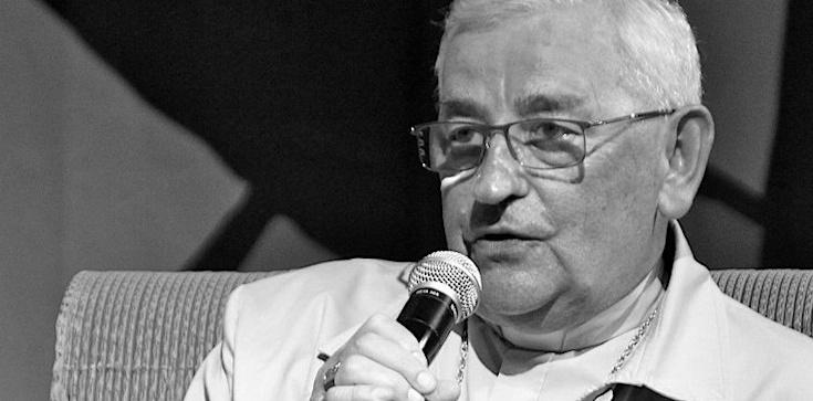 Wiemy, kiedy zostanie pochowany bp Tadeusz Pieronek - zdjęcie