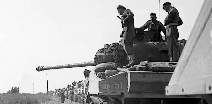Piękne! Kanadyjski kapitan o bohaterstwie Polaków w trakcie II wojny światowej - zdjęcie
