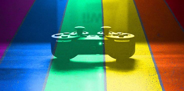 Gry komputerowe w awangardzie homorewolucji. Fani mówią: Dość! - zdjęcie