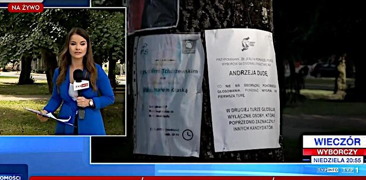 UWAGA!!! Plakatami chcą zmylić wyborców Andrzeja Dudy - zdjęcie