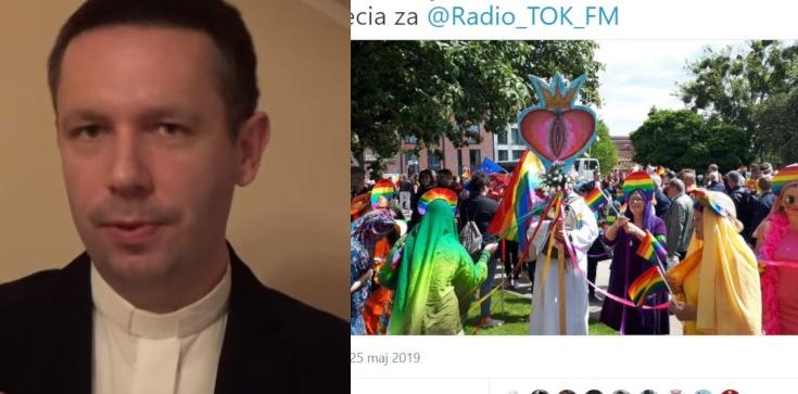 Ks. Wachowiak o marszu w Gdańsku: Zachowujecie się obrzydliwie!!! - zdjęcie