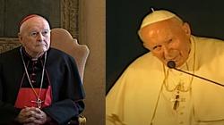 Abp Gądecki: McCarrick cynicznie oszukał Jana Pawła II - miniaturka