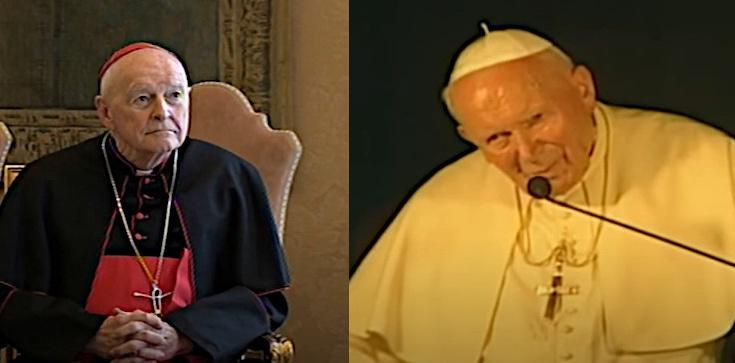 Abp Gądecki: McCarrick cynicznie oszukał Jana Pawła II - zdjęcie