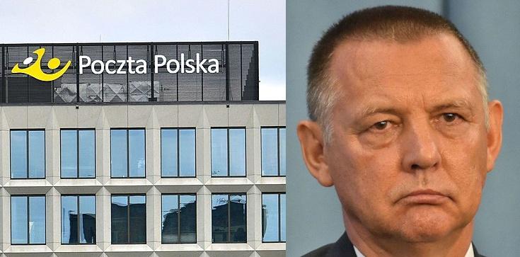 Raport NIK. Poczta Polska odpowiada Banasiowi - zdjęcie