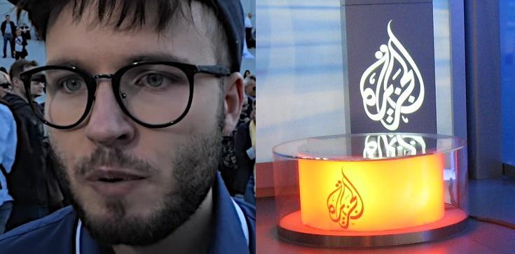Lider LGBT skarży się na nietolerancję w Polsce... arabskiej TV. W Katarze groziłaby mu śmierć - zdjęcie