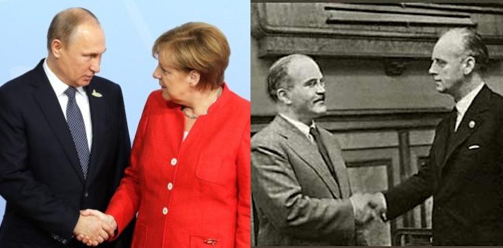T. O'Donnell: Niemcy zapominają, że pomiędzy nimi a Rosją leży Polska - zdjęcie