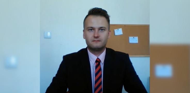 Pisał o ,,fizycznej eliminacji'' prezesa PiS. Kamil Kurosz został zatrzymany - zdjęcie