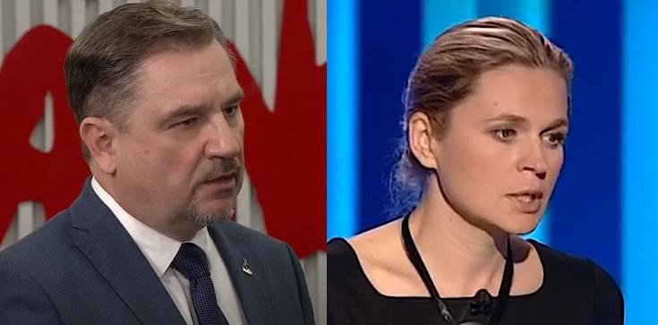 Piotr Duda ostro o słowach Nowackiej: Mam nadzieję, że została w pani resztka przyzwoitości... - zdjęcie