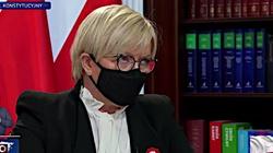 Prezes Trybunału Konstytucyjnego: TK nie jest trybunałem Julii Przyłębskiej! - miniaturka