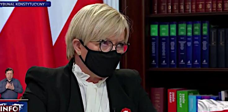 Prezes Trybunału Konstytucyjnego: TK nie jest trybunałem Julii Przyłębskiej! - zdjęcie