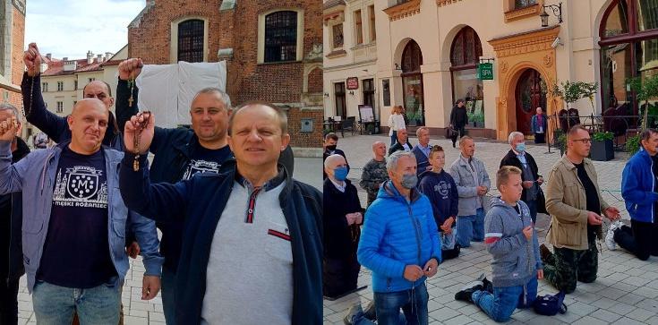 ,,Musisz wybrać komu służysz''. Kraków: Mężczyźni odpowiadają na wezwanie Maryi - zdjęcie