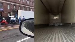 Koszmar w Nowym Jorku. Ciała wywożone ciężarówkami [NAGRANIA] - miniaturka