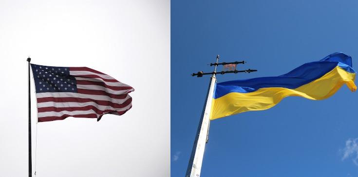 Wspólny lot bombowców USA i ukraińskich myśliwców - zdjęcie