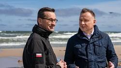 Premier Morawiecki: Zwycięstwo pana prezydenta Dudy będzie zwycięstwem silnej Polski, o jakiej marzymy - miniaturka