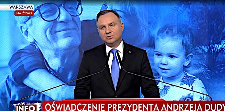 Prezydent Duda: Póki jestem prezydentem nie będzie prywatyzacji szpitali - zdjęcie