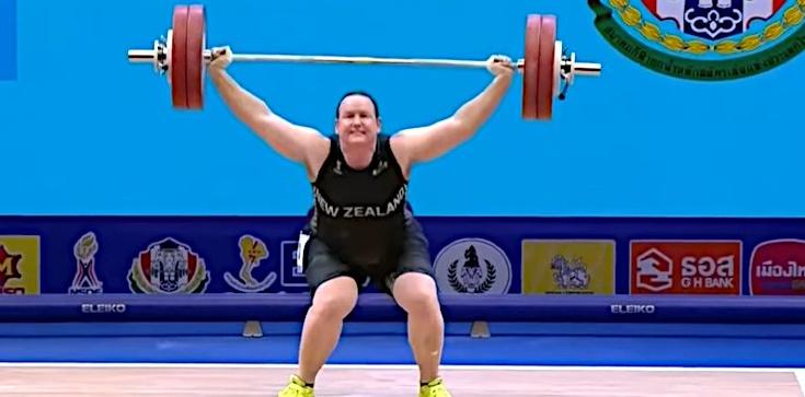 Gender w natarciu! ,,Zmienił płeć'', teraz może zostać ,,najlepszą sztangistką'' na olimpiadzie - zdjęcie