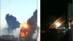 Gorąco na Bliskim Wschodzie. Wystrzelono setki rakiet, Izrael wprowadził stan wyjątkowy - miniaturka