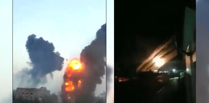 Gorąco na Bliskim Wschodzie. Wystrzelono setki rakiet, Izrael wprowadził stan wyjątkowy - zdjęcie
