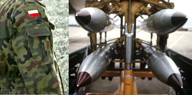 Jan Bodakowski: Amerykańska broń jądrowa w Wojsku Polskim to dobry pomysł - zdjęcie